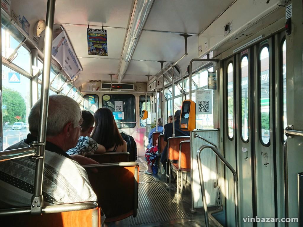 Восени маршрутки Вінниці почнуть обладнувати валідаторами (Фото)
