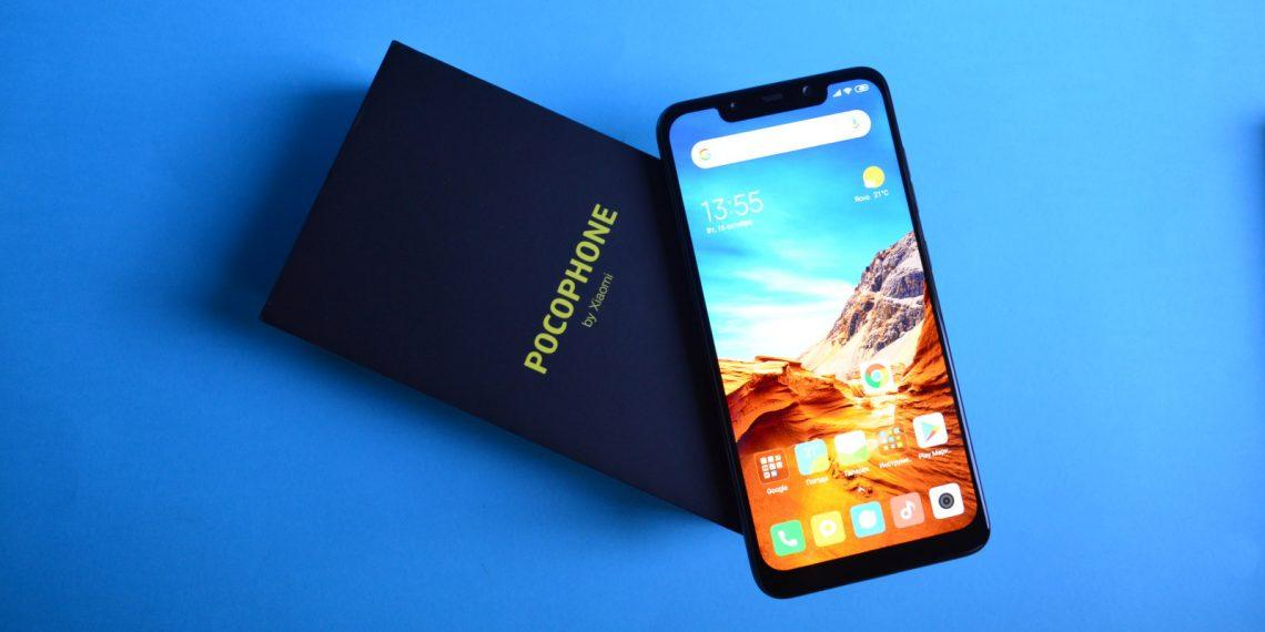 Обзор смартфона pocophone f1: возможности функционала