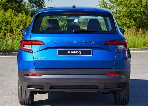Skoda внезапно показала новые Kodiaq и Karoq 2020