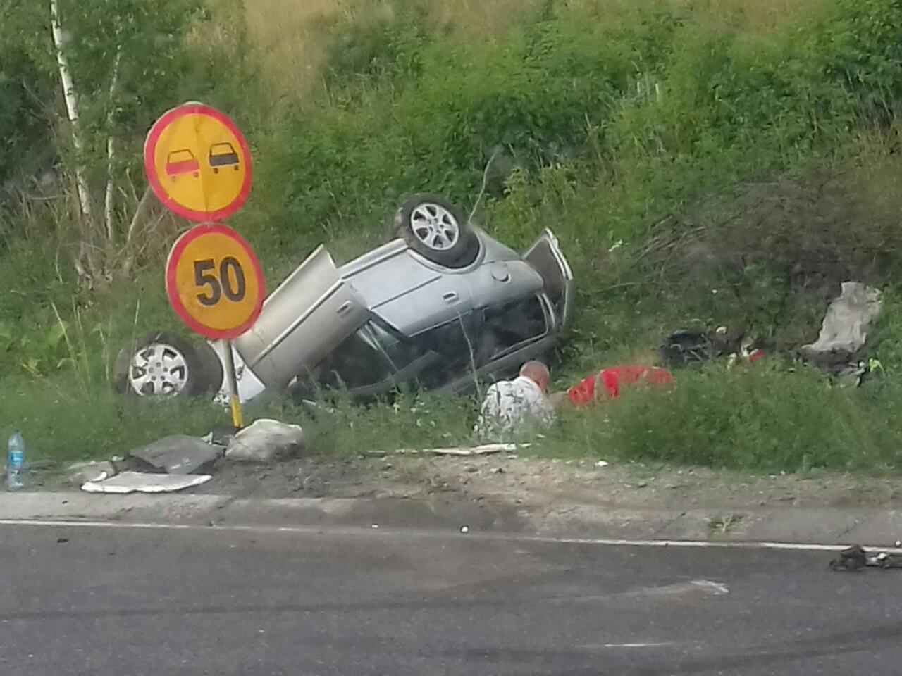 Біля Вороновиці сталася ДТП. Водії у важкому стані (Фото)