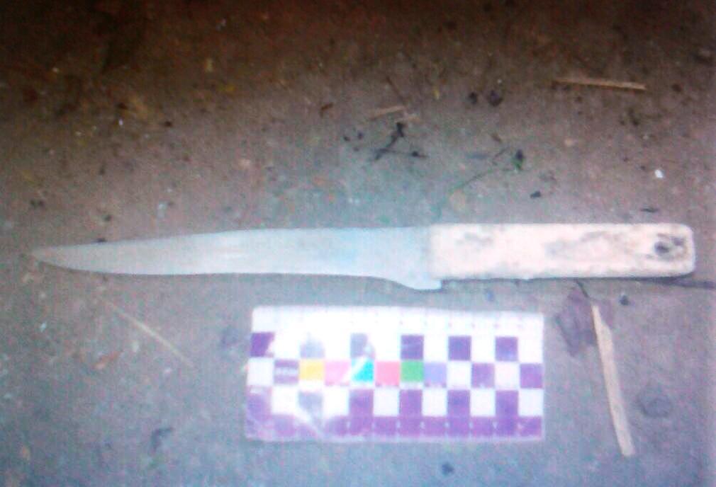 У Гайсинському районі чоловік порізав приятеля. Поки стікав кров'ю, кривдник приховував сліди злочину (Фото)