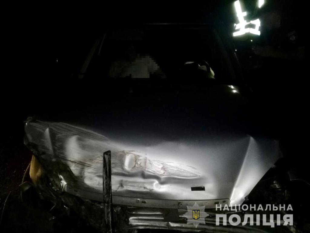 В Немирівському районі через ДТП постраждало восьмеро людей (Фото)