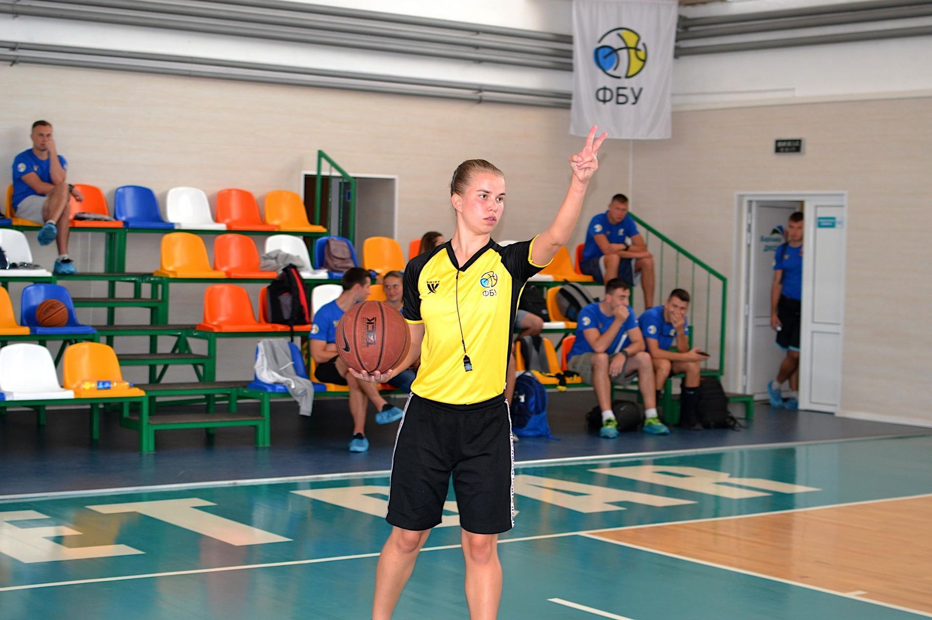 На Вінниччині пройшов табір для баскетбольних суддів (Фото)