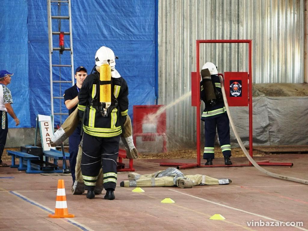 Firefighter Combat Challenge 2019 у Вінниці поєднав змагання та благодійну акцію (Фото)