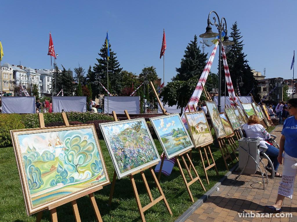 У Вінниці концертами та виставками відзначають День Незалежності України 2019 (Фото)