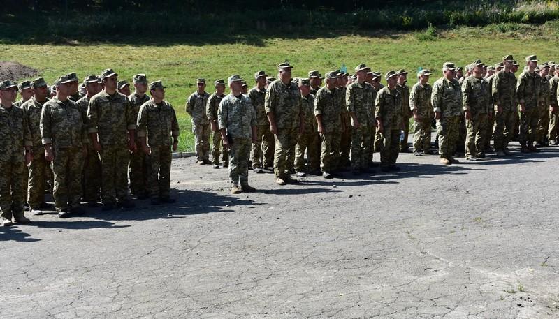 На Вінниччині продовжуються штабні навчання бригади тероборони (Фото)