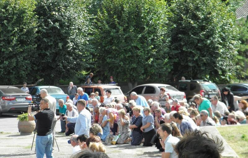 На Вінниччині попрощалися з загиблим воїном Сергієм Шандрою (Фото)
