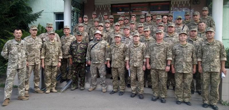 На Вінниччині завершились навчання з територіальної оборони (Фото)