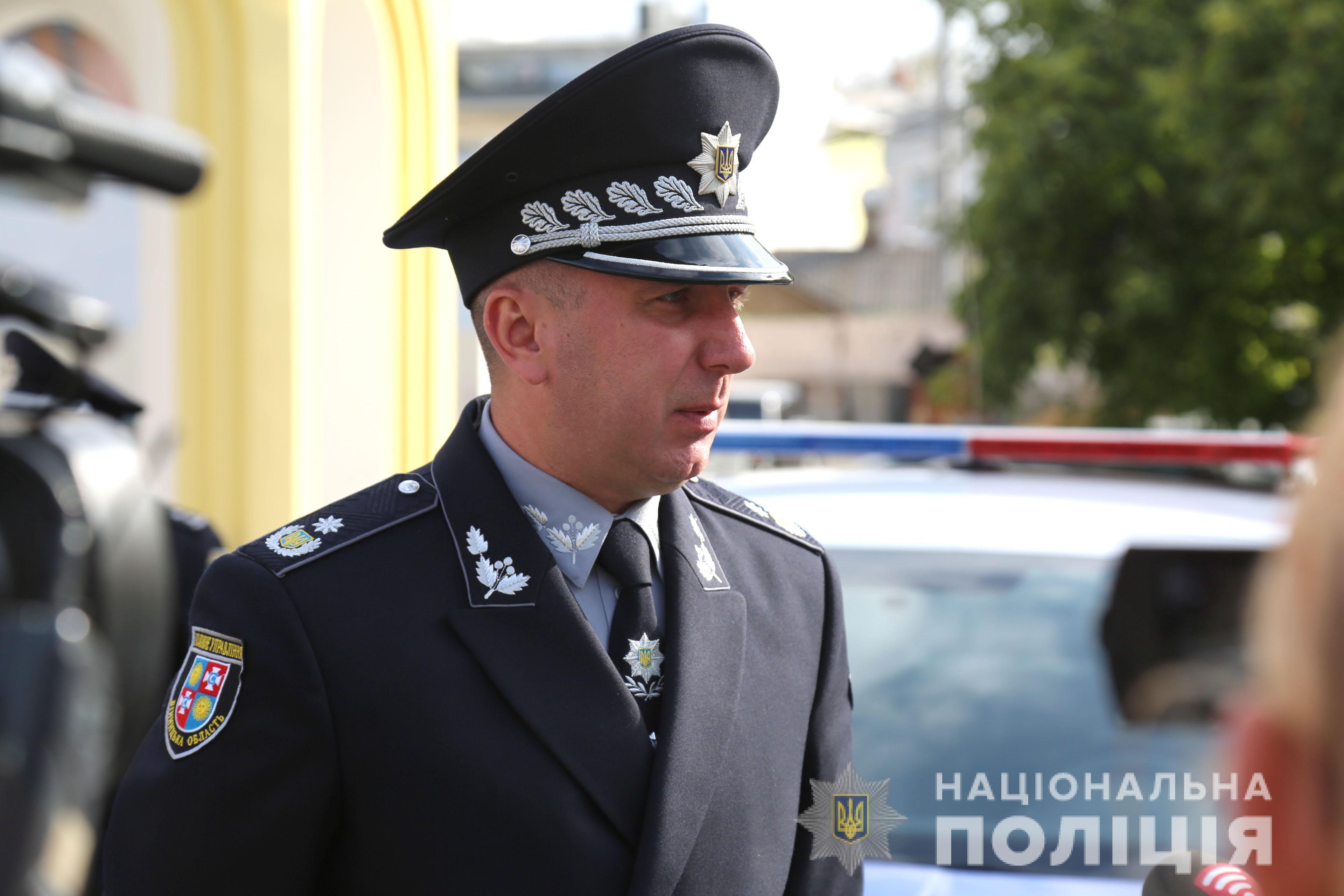 Поліцейські Вінниччини отримали 7 нових авто (Фото)