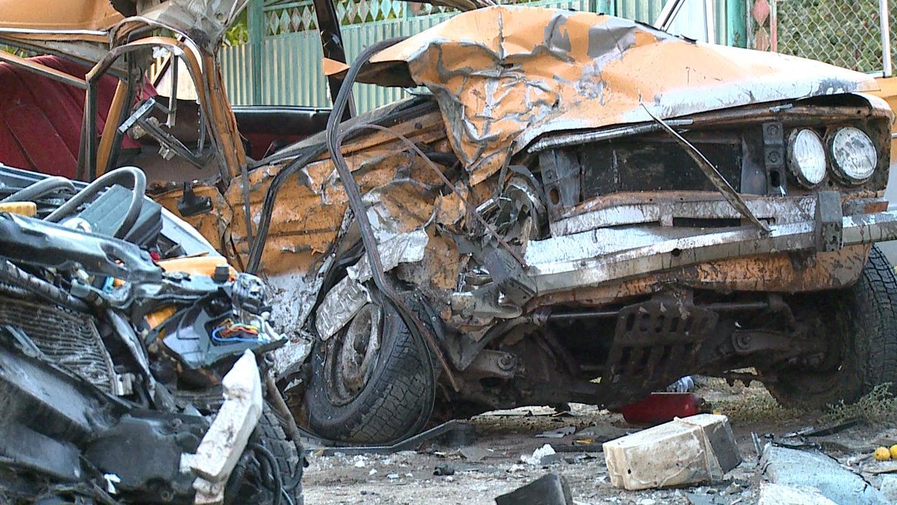 У Тульчинському районі сталася смертельна ДТП. Троє людей загинуло, ще двоє в лікарні (Фото)