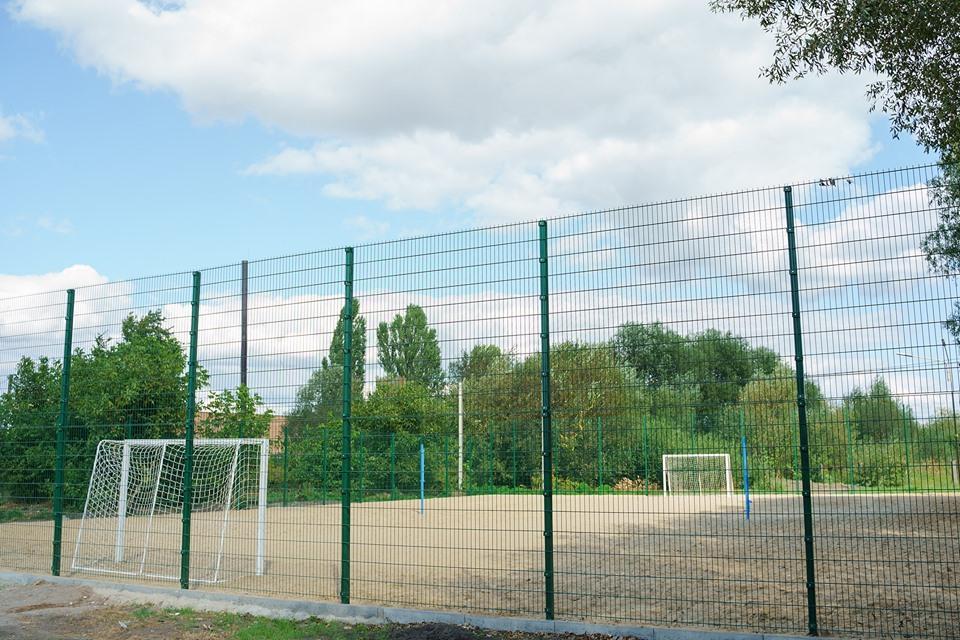 На Тяжилові відкрили сучасний спортивний майданчик (Фото)