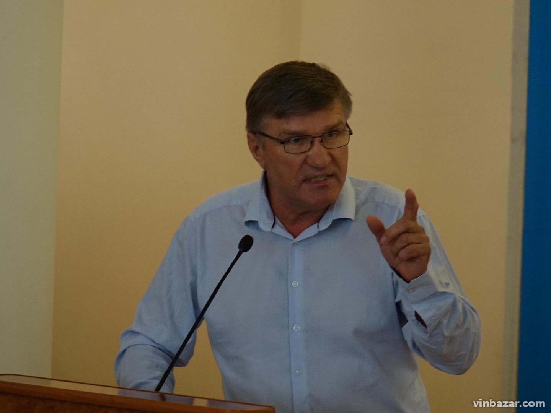 Новим головою Вінницької ОДА став Владислав Скальський (Фото+Відео)