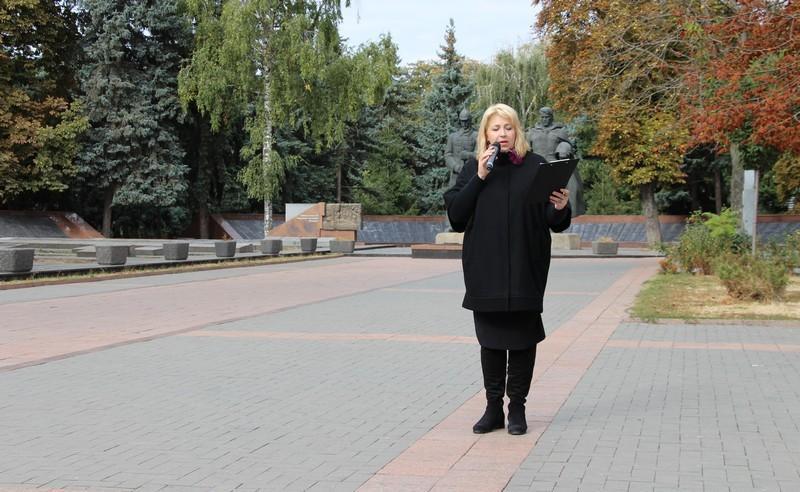 У Вінниці відзначили День миру (Фото)