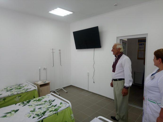 На Вінниччині відкрили нову сільську амбулаторію (Фото)
