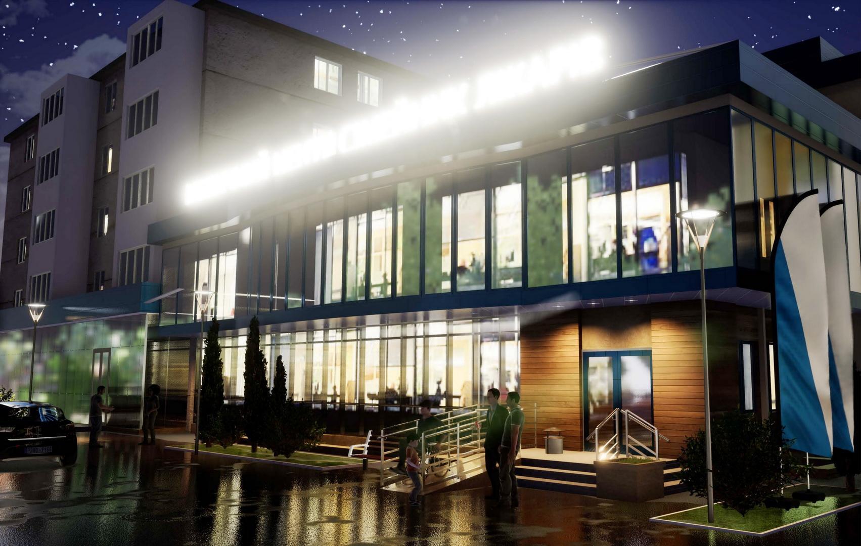 На Київській планують звести Центр сімейних лікарів (Фото)