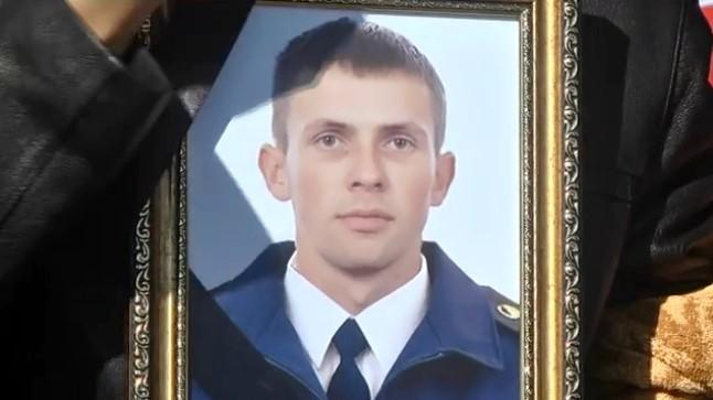 У Бохониках попрощалися з бійцем Андрієм Проценком (Фото+Відео)