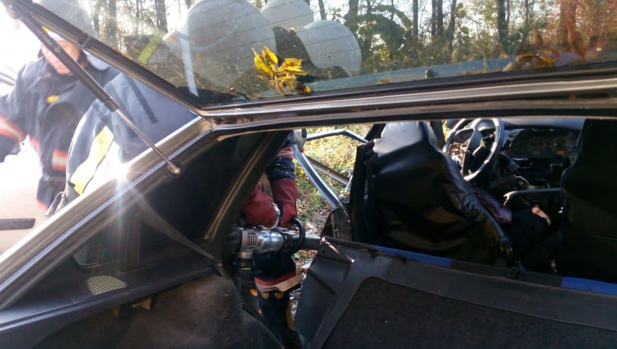 У Козятинському районі сталася ДТП. Загинула жінка (Фото)