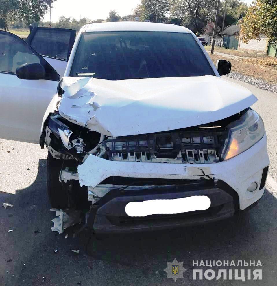 У Вінницькому районі водій позашляховика збив 16-річну дівчину (Фото)