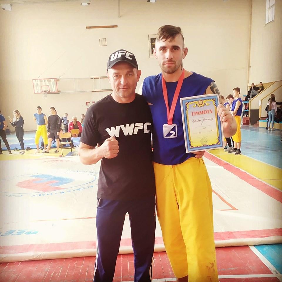 Вінничанин став чемпіоном України з фрі-файту (Фото)