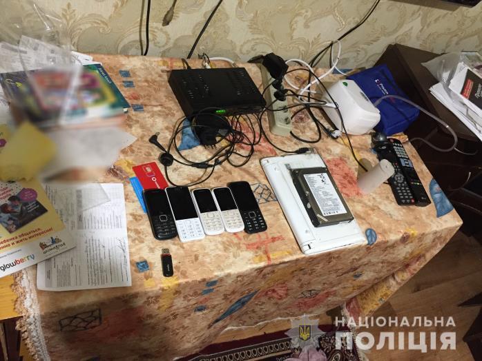 У Вінниці затримано чоловіка, який виготовляв порно з власною донькою (Фото)