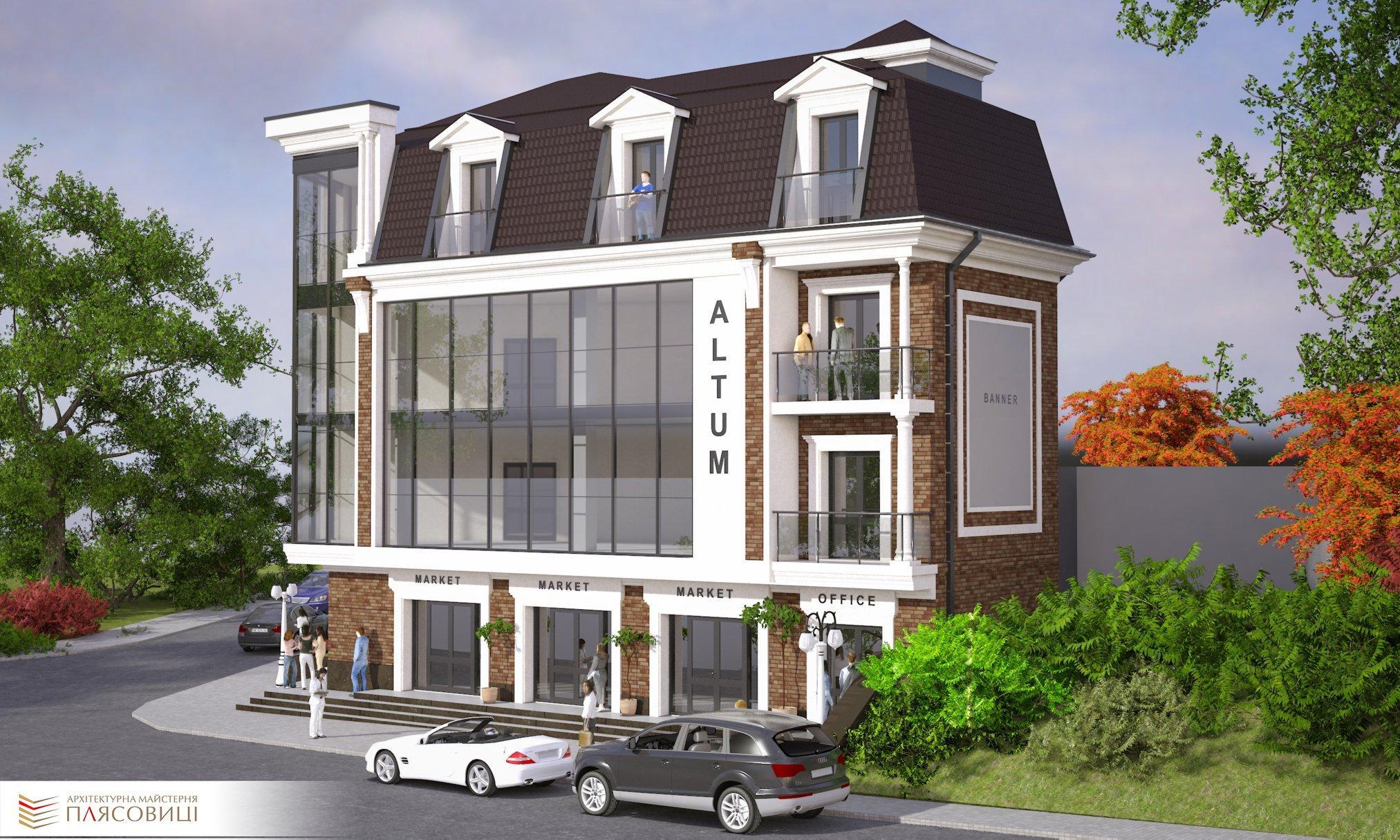 У Вінниці планують збудувати новий офісний центр (Фото)