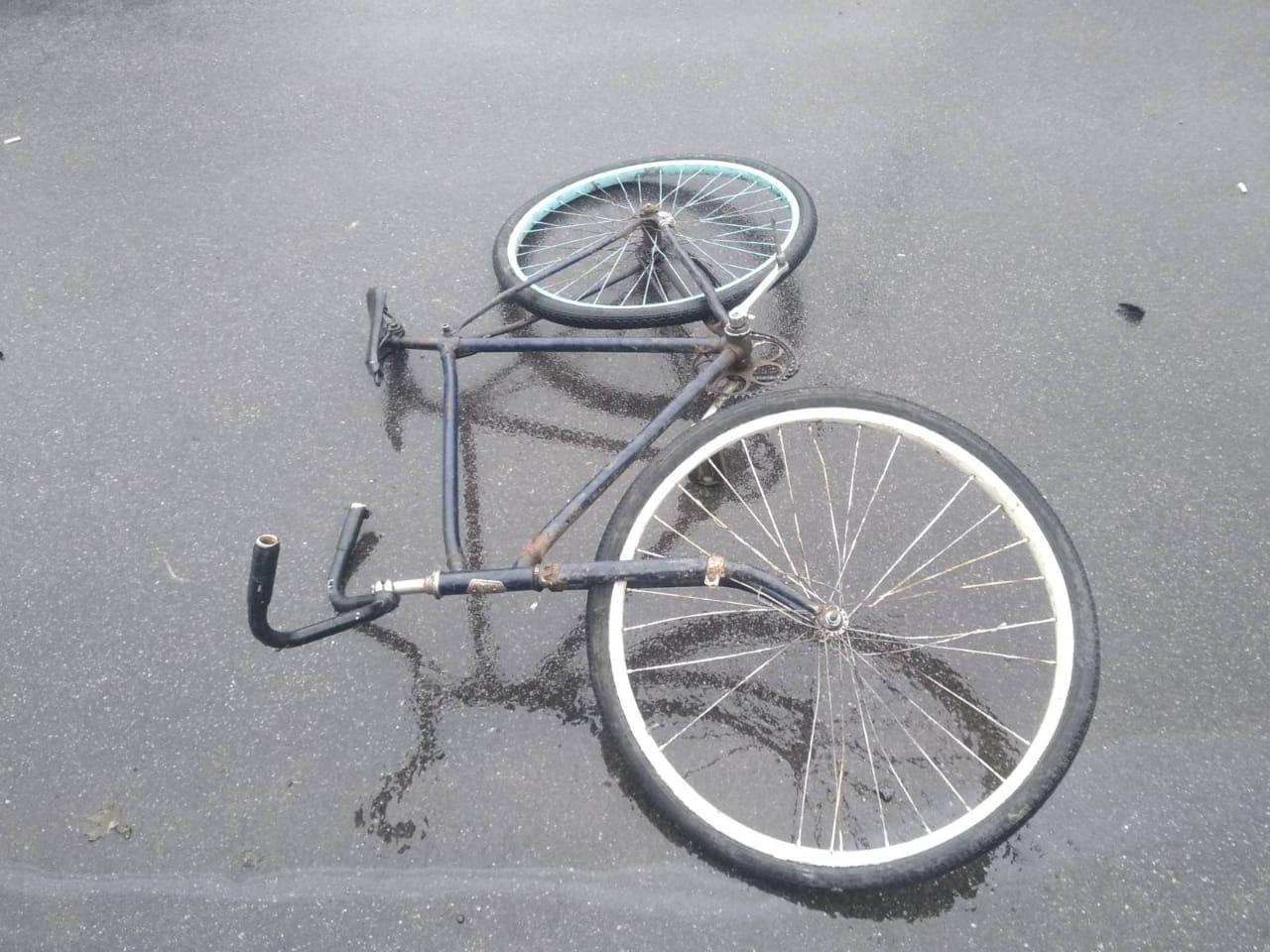 У Жмеринці велосипедист потрапив під колеса мікроавтобуса (Фото)
