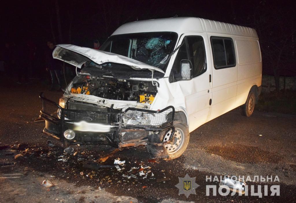 Смертельна ДТП у Могилів-Подільському районі: п'яний водій виїхав на зустрічну смугу (Фото)