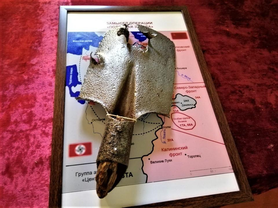 На Вінниччину повернули речі бійця, який загинув у Другій світовій війні. Їх знайшли у Ленінградській області (Фото)