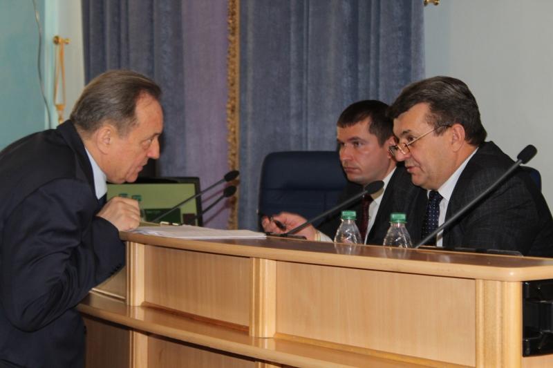 Депутати затвердили бюджет Вінницької області на 2020 рік (Фото)