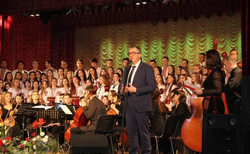 На Вінниччині відзначили 142-гу річницю відомого композитора Миколи Леонтовича (Фото)