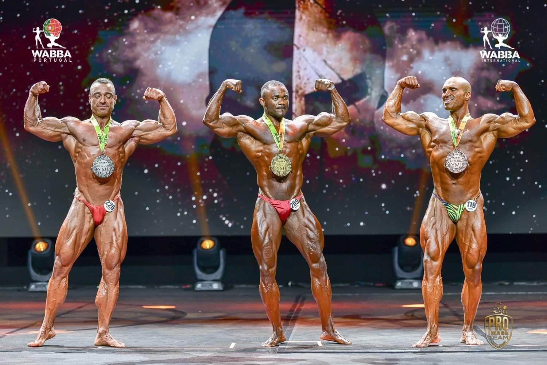 Бодібілдер з Вінниці виборов перше місце на змаганнях у Португалії (Фото)