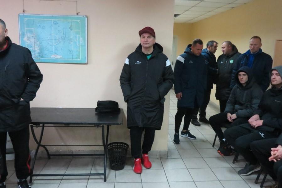 У Вінниці представили нового головного тренера