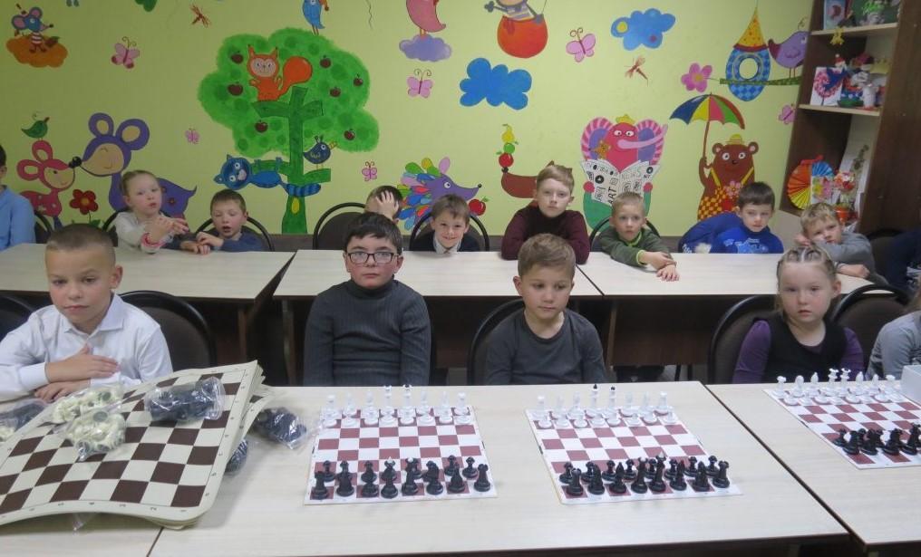 У Вінниці відкрили два дитячі шахові клуби (Фото)