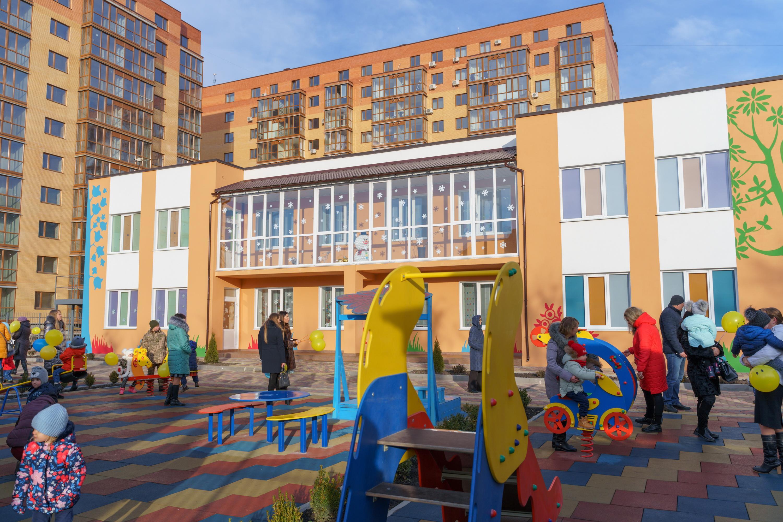У Вінниці запрацював новий дитячий садочок (Фото)