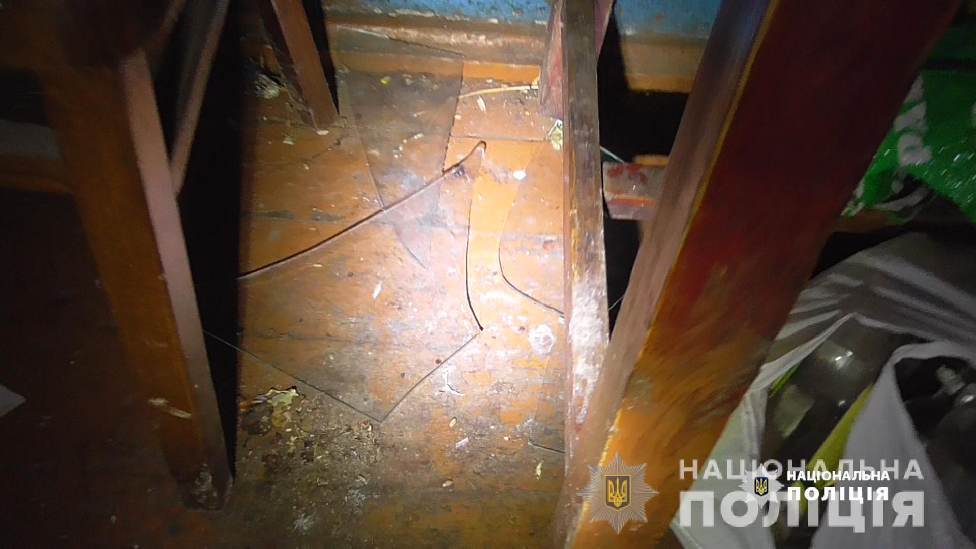 У Вінницькій області чоловік вбив 91-річного дідуся та забрав останні 50 гривень (Фото)