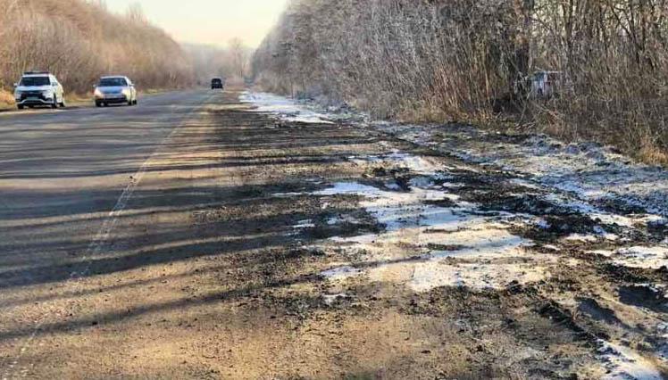 На Вінниччині в ДТП загинув хмельничанин (Фото)