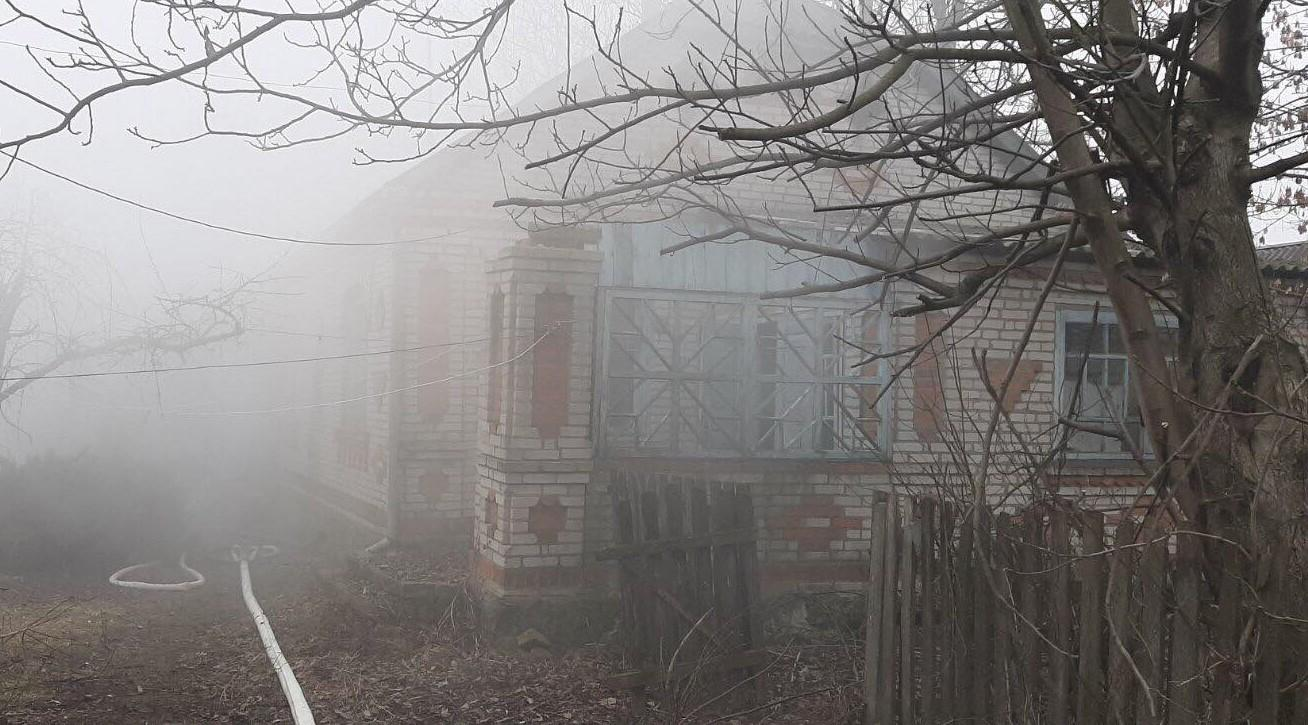 У Хмільницькому районі під час пожежі загинув чоловік (Фото)