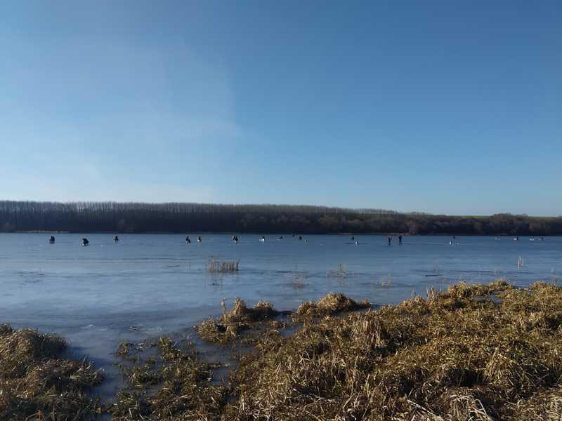 В Немирівському районі загинув рибалка. Чоловік провалився під кригу (Фото)