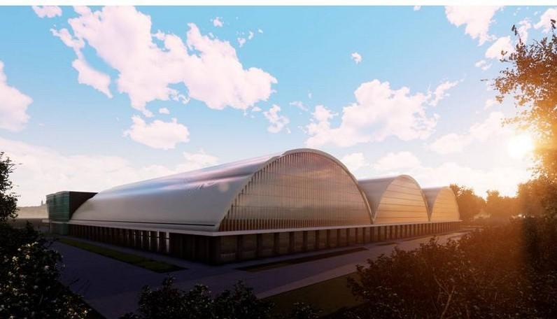 У Вінниці збудують спорткомплекс за 194 мільйони гривень (Фото)