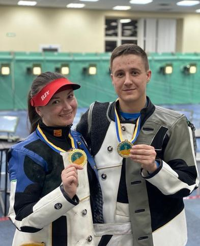 Спортсмени з Вінниччини вибороли медалі на чемпіонаті України зі стрільби (Фото)