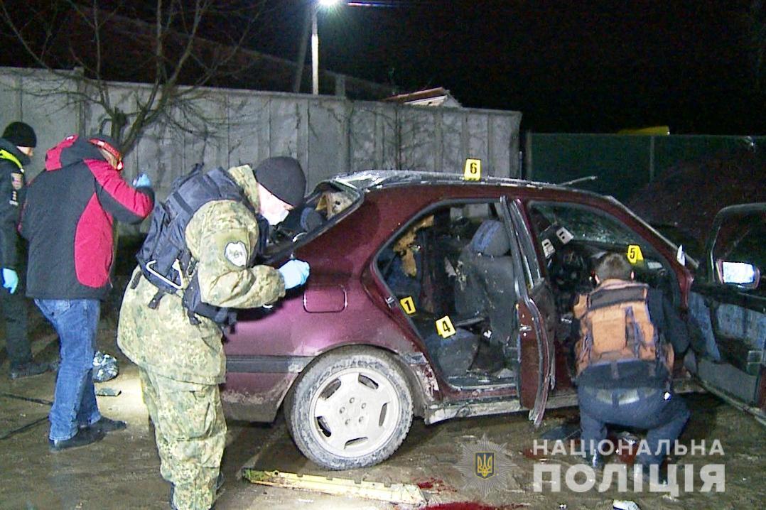 У Жмеринському районі під час вибуху гранати постраждали троє чоловіків (Фото)