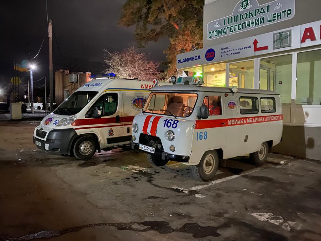 """""""Губернатор"""" Скальський поїхав у раптовий нічний рейд лікарнями Вінниччини (Фото)"""