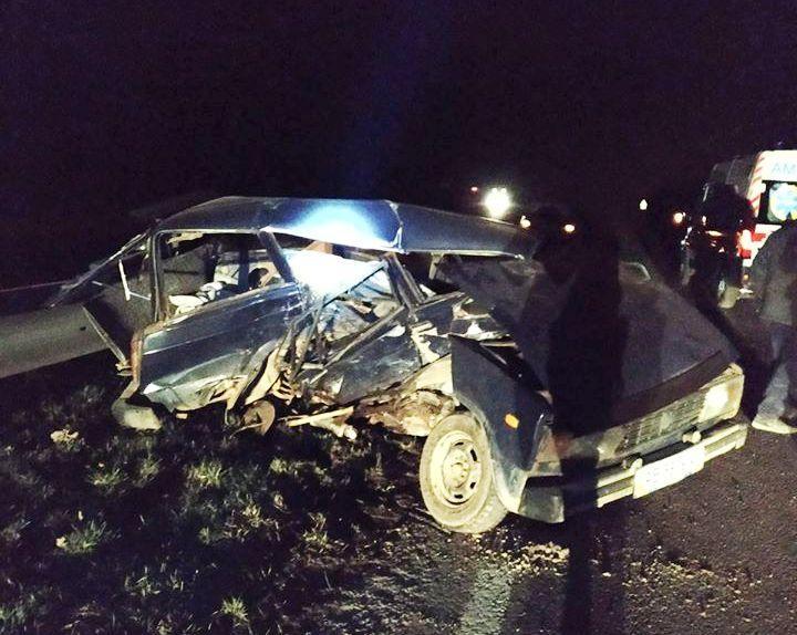 ДТП за Стрижавкою: автомобіль не підлягає відновленню, а водій вижив (Фото)