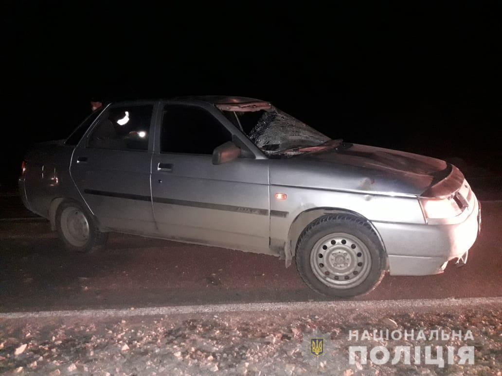 На Вінниччині під колесами автомобіля загинув пішохід (Фото)