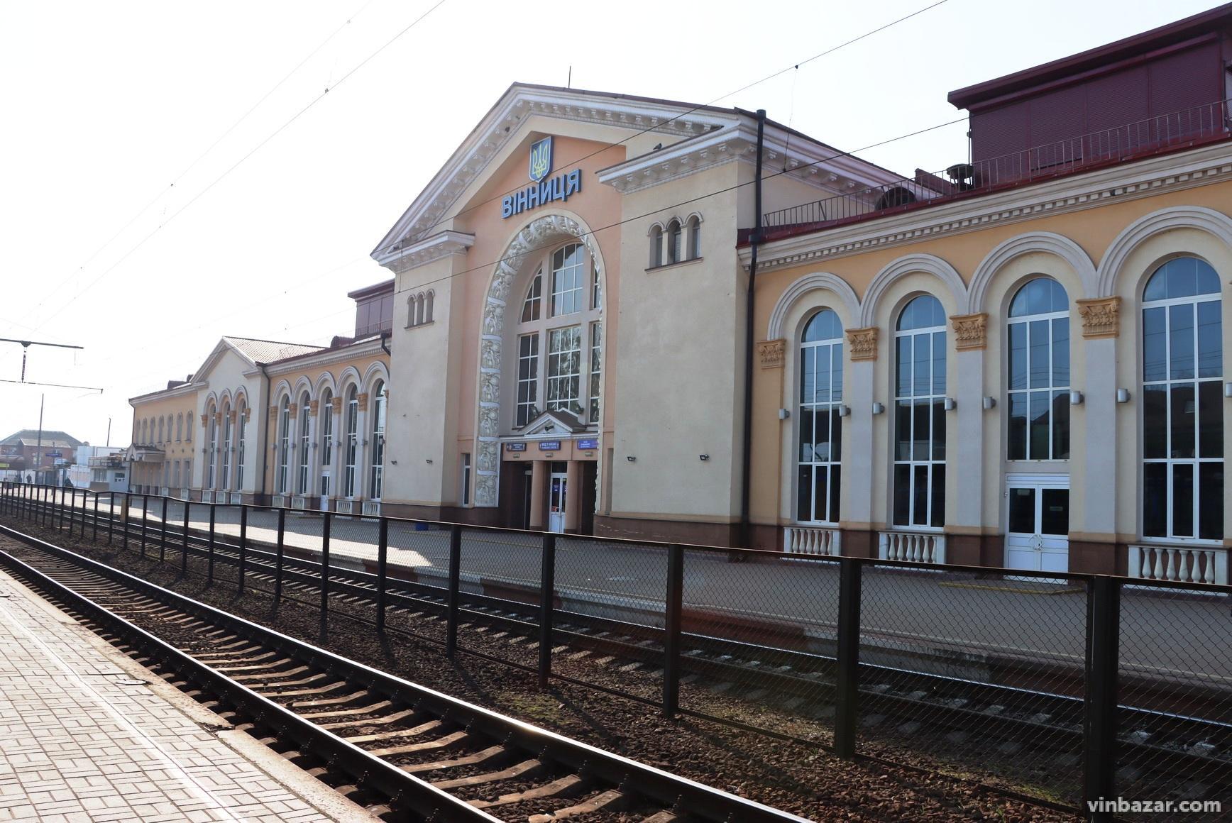 Карантин у Вінниці: вокзали закриті, ринки працюють частково, продуктів - вистачає (Фото+Відео)