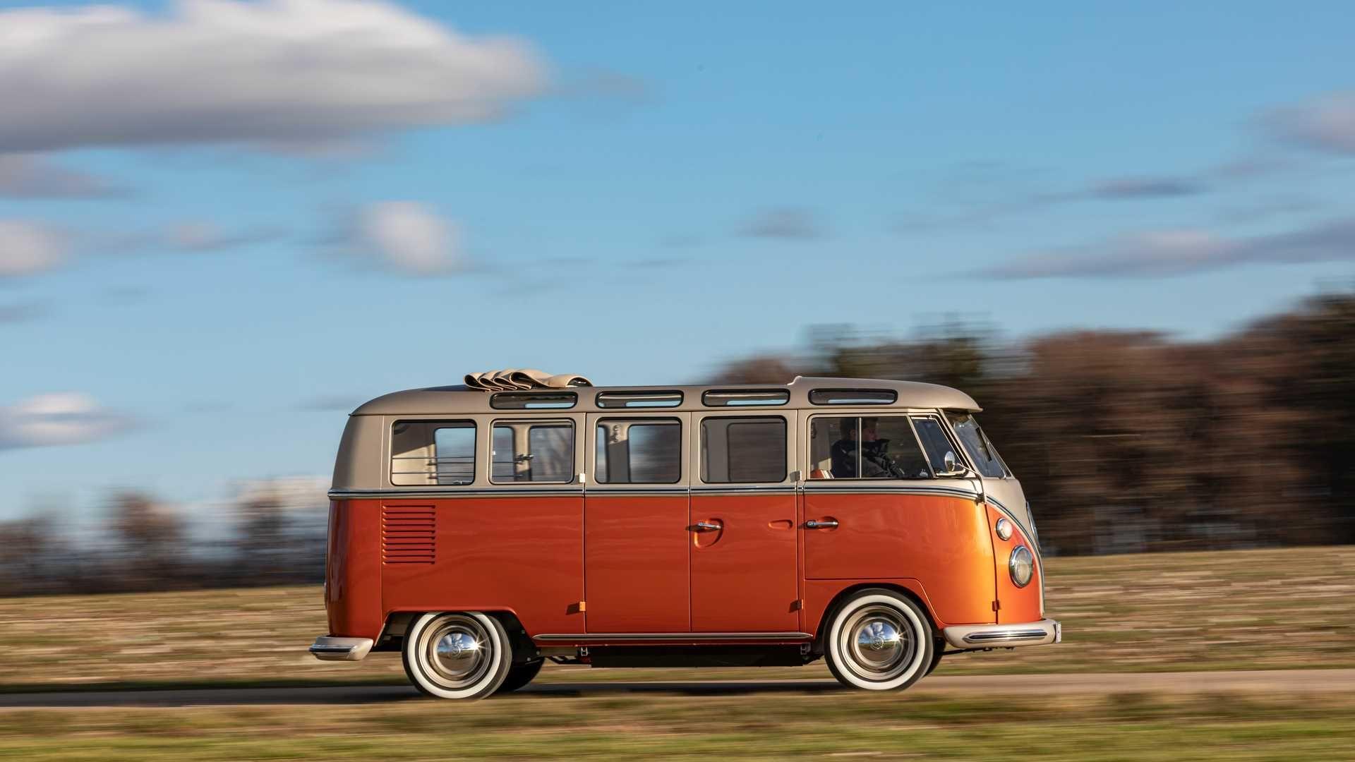 60-летние Volkswagen снова в продаже: как такое возможно
