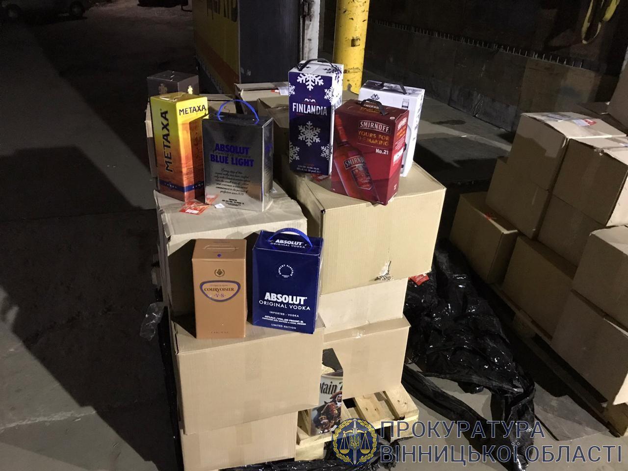 У Могилеві-Подільському районі вилучили 1500 літрів фальсифікованого алкоголю (Фото)