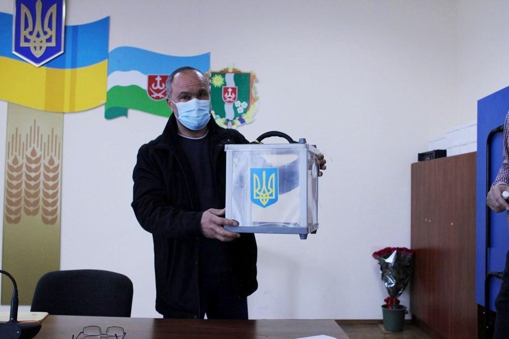 У Вінницькій районній раді обрали нову очільницю (Фото)