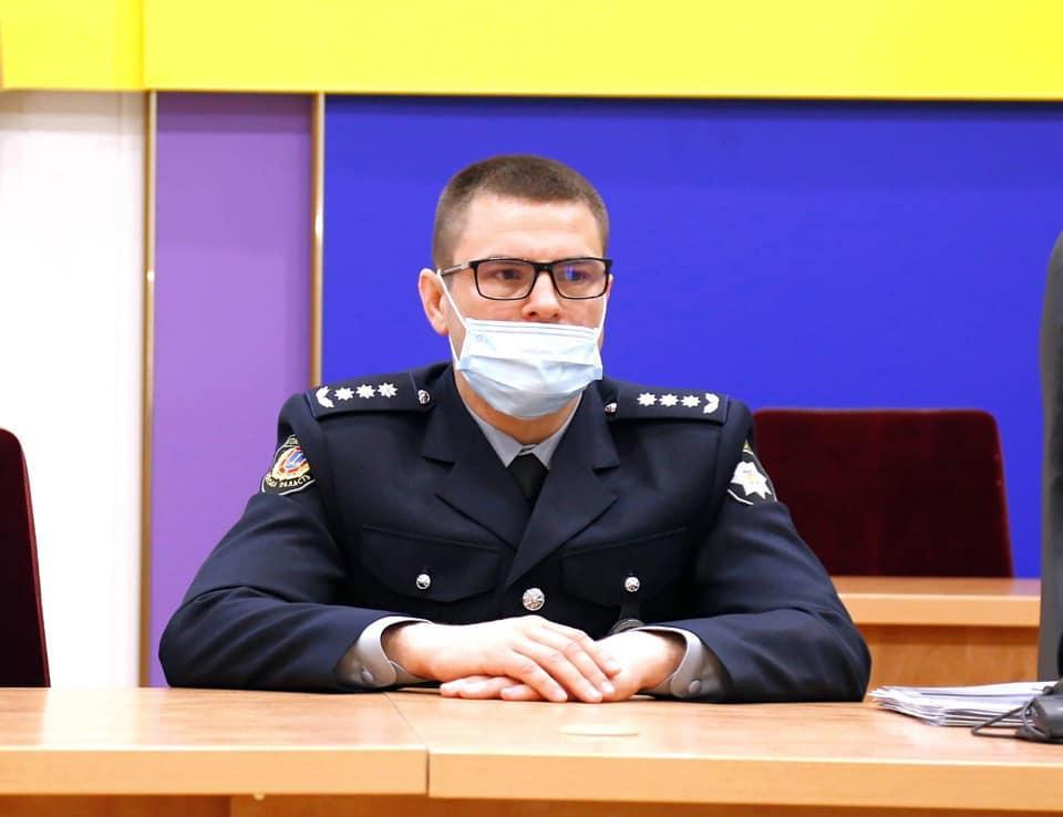 Новим керівником поліції Вінниччини призначили Івана Іщенка (Фото)