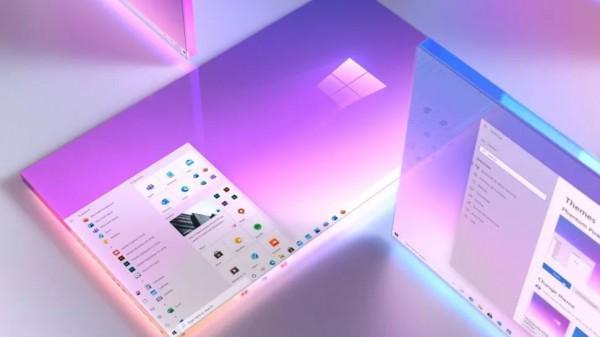 Microsoft показала новый дизайн меню Пуск